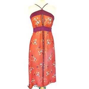Marc Jacobs Silk Midi Dress